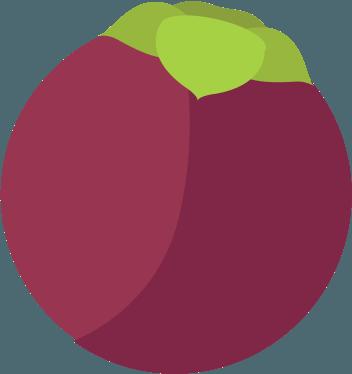 paars fruit