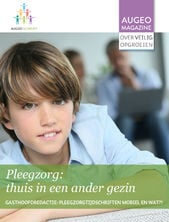 Pleegzorg: thuis in een ander gezin - Gasthoofdredactie: pleegzorgtijdschrift