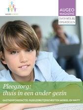 Pleegzorg: thuis in een ander gezin - Gasthoofdredactie: pleegzorgtijdschrift