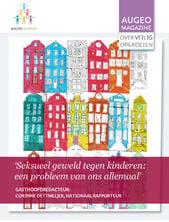 Seksueel geweld tegen kinderen, gasthoofdredacteur Corinne Dettmeijer Nationaal Rapporteur