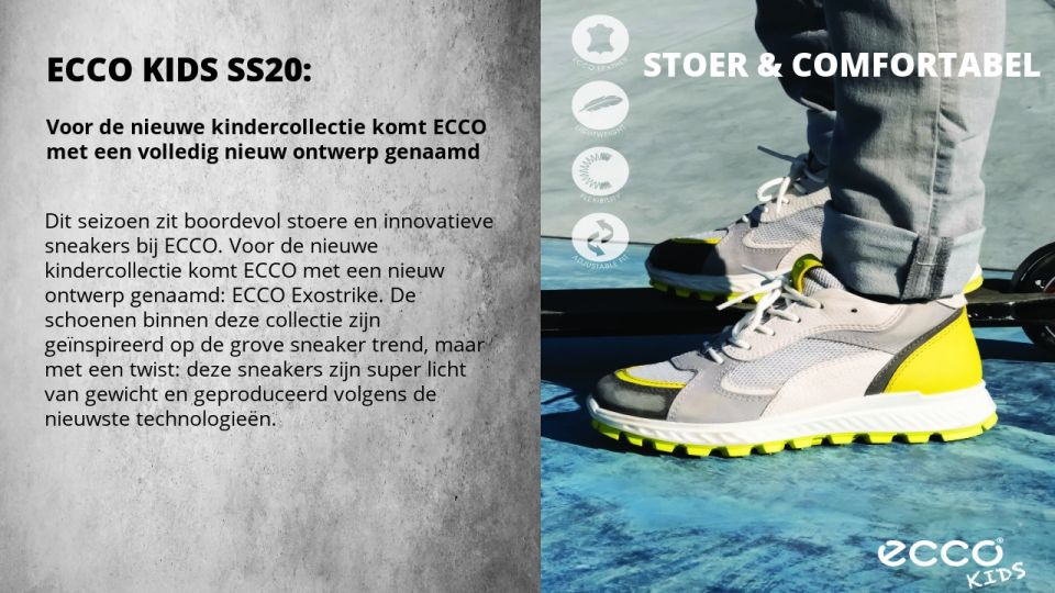 Advertorial ECCO Kids the right SIZE #4 2019