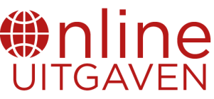 Online uitgaven logo