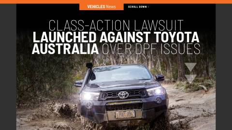 D4D HiLux common problems and solutions - Unsealed 4X4