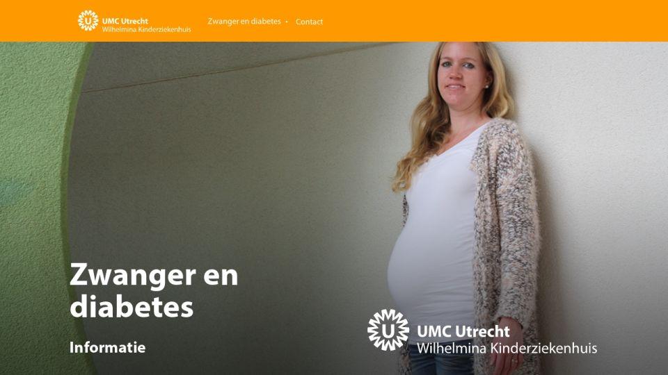 stijging bloeddruk einde zwangerschapsdiabetes