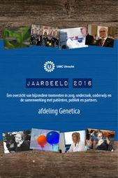 Jaarbeeld 2016 afdeling Genetica