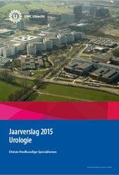 Jaarbeeld Urologie 2015