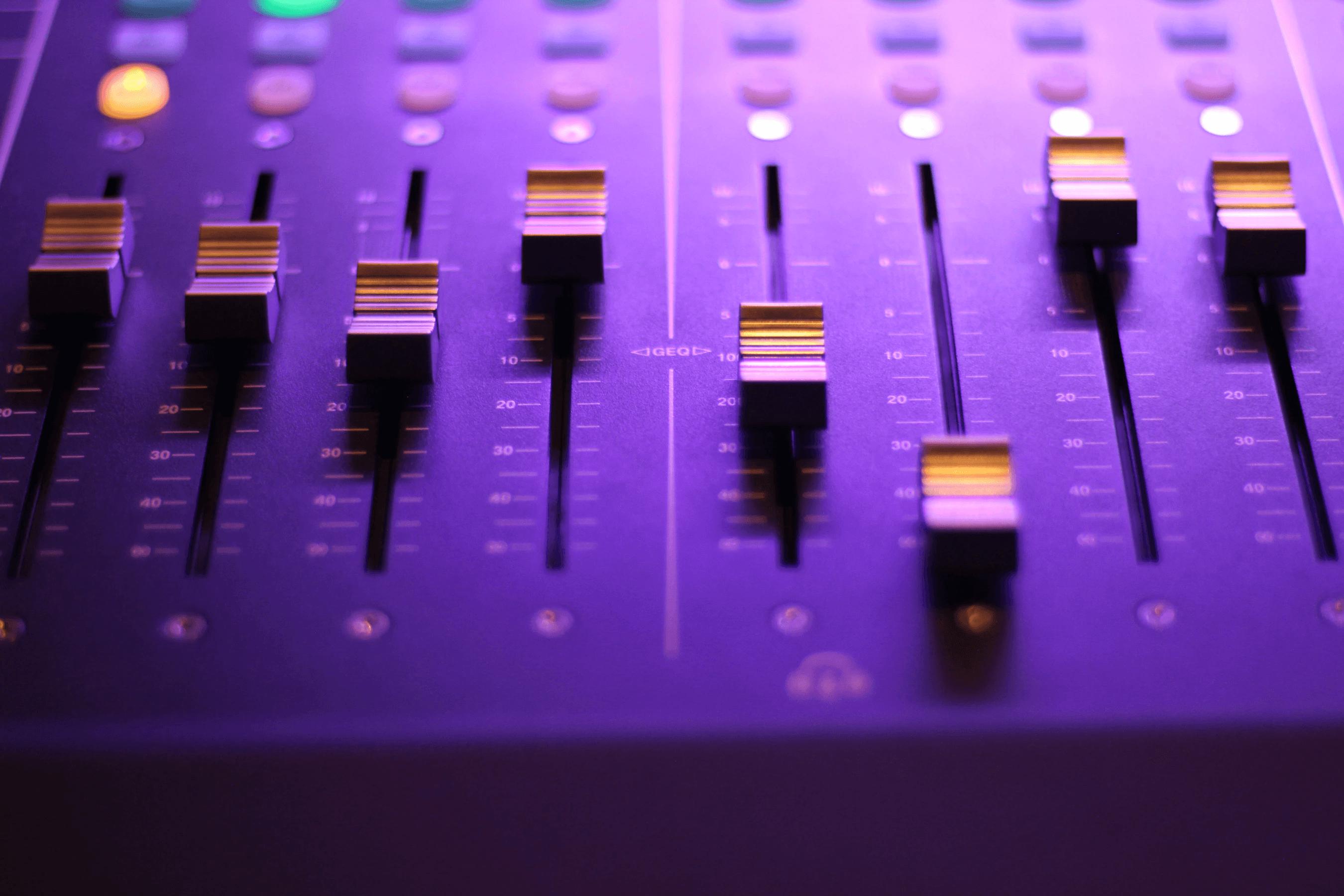 Mixing Panel
