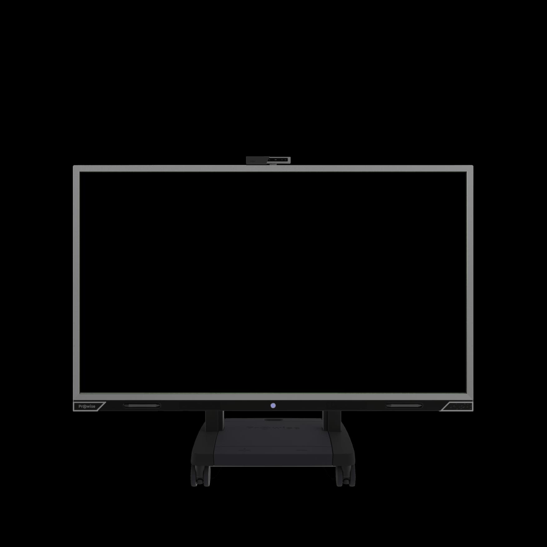 Touchscreen op iPro