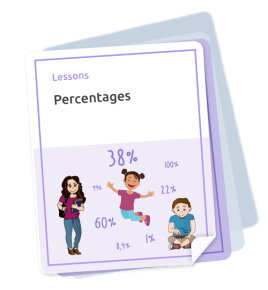 Card stag Percentages