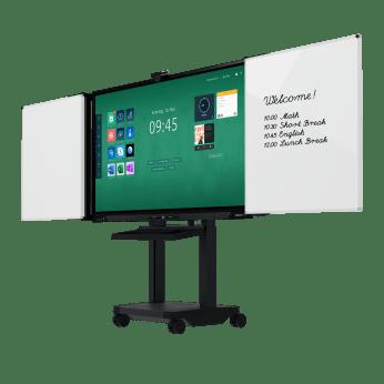Screen+Whiteboards