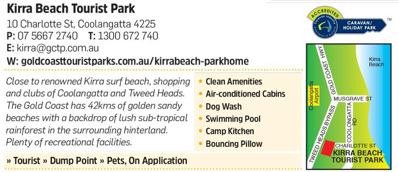Kirra Beach TP LIsting