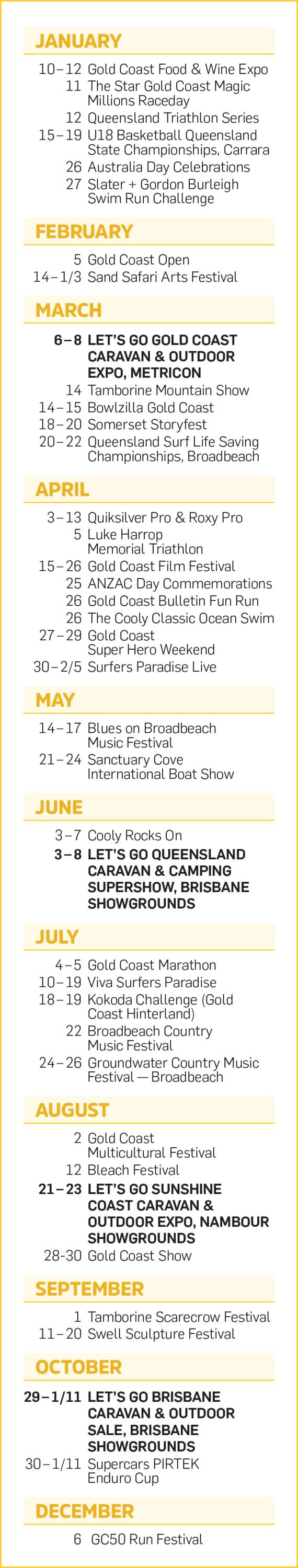 Events DATES IMAGE