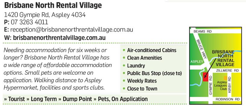 Brisbane North Listing
