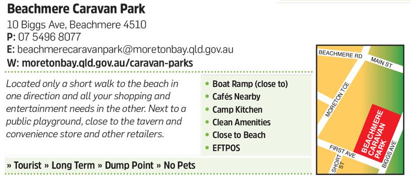 Beachmere Listing