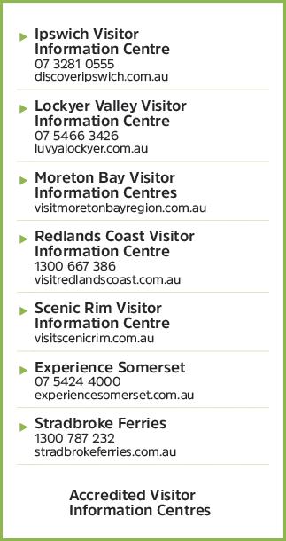 Bris Tourist Info