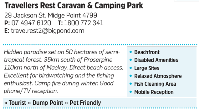 Travellers LISTING