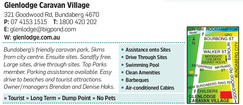 Glenlodge Listing