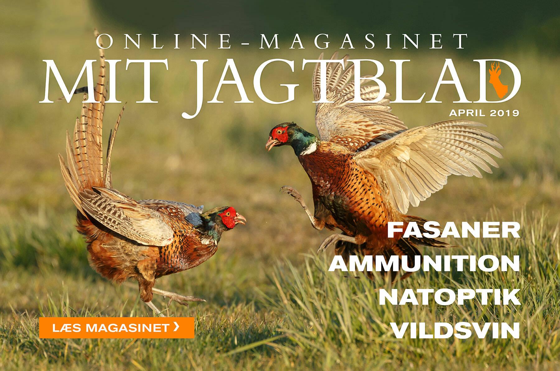 Forside Mit Jagtblad april 2019