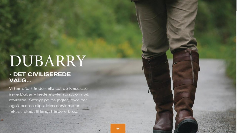 83be22b8133 Test af Dubarry støvler - Mit Jagtblad Marts 2017