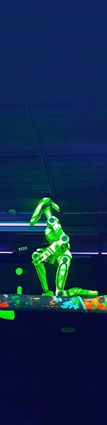waaier laser