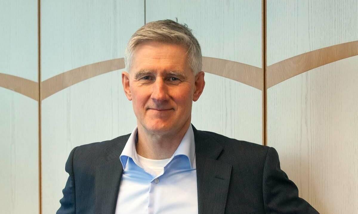 Foto van Luc Kohsiek, voorzitter bestuur STOWA