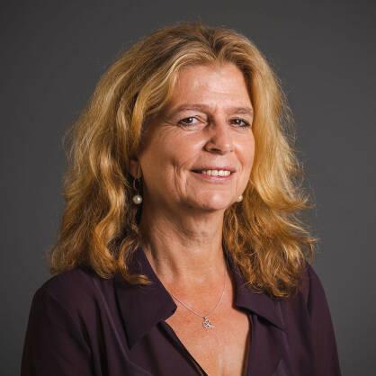 Portret van Cora Uijterlinde