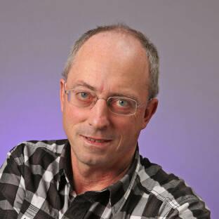 Portret van Mark van Loosdrecht