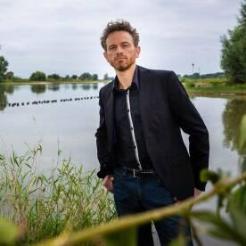Foto van Ties Rijcken (Klikbaar om zijn quote zichtbaar te maken)