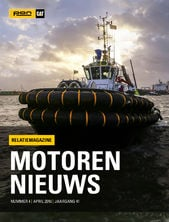 Motorennieuws - april 2016