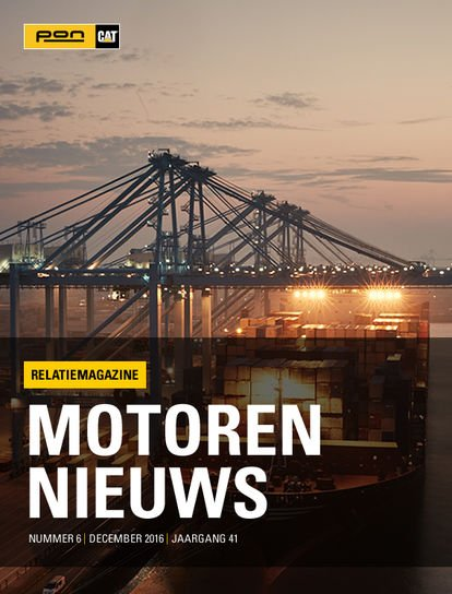 MOTORENNIEUWS - DECEMBER 2016