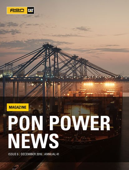 PON POWER NEWS - DECEMBER 2016