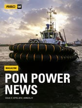 Pon Power News - april 2016