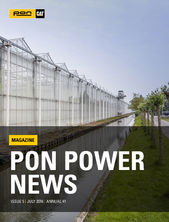 PON POWER NEWS - JULY 2016