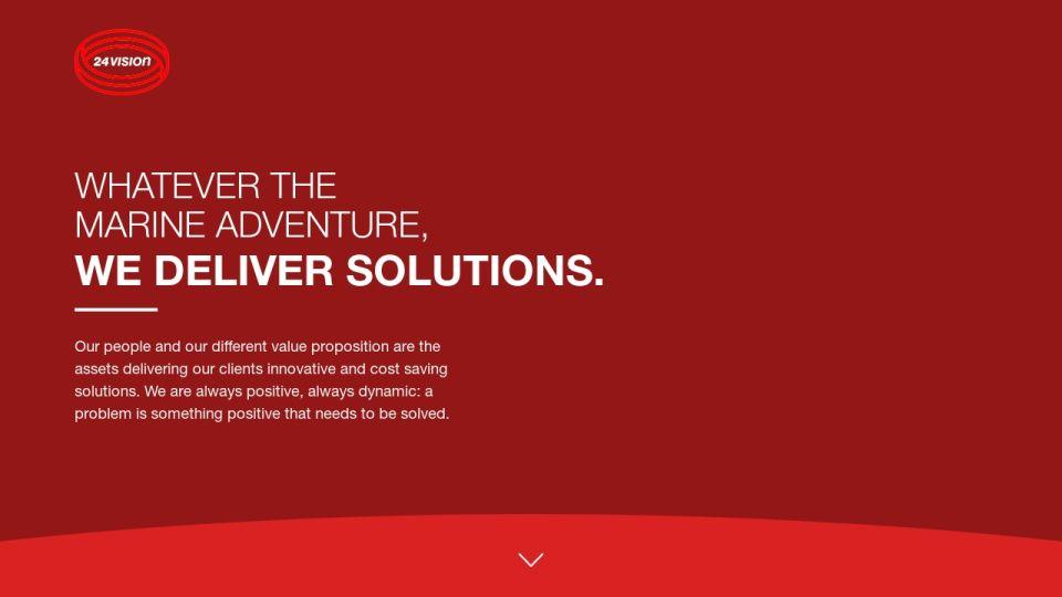 24Vision - Homepage