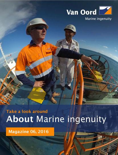 About Marine ingenuity  - 6