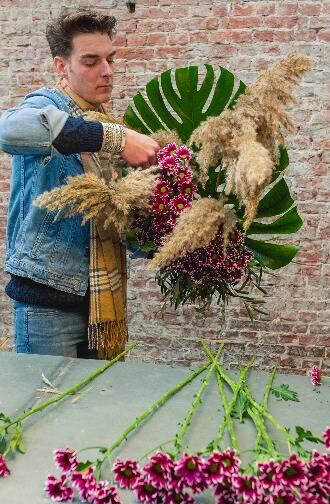 florist contest