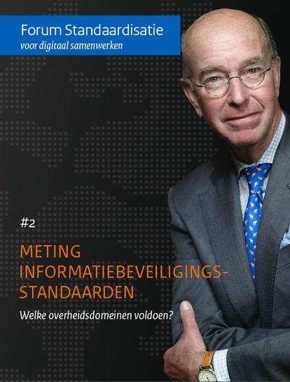 Meting Informatiebeveiligingsstandaarden juli/augustus 2016