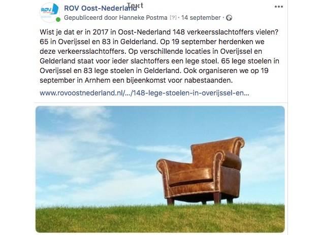 Stoelen Van Gelderland.Terugblik 148 Lege Stoelen Lege Stoelen