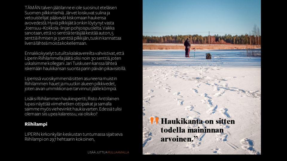 Suomen Syvimmät Järvet